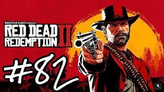 PROBLEMY Z BANDYTAMI - Let's Play Red Dead Redemption 2 #82 [PS4]