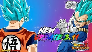 WHAT TO EXPECT FROM THE GLOBAL 3.11 UPDATE | NEW DOKKAN ENCYCLOPEDIA | DRAGON BALL Z DOKKAN BATTLE