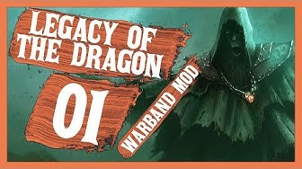 """Necromancer Arkane Deathbloom"" Legacy Of The Dragon v0.39 Warband Mod Gameplay Let's Play Part 1"