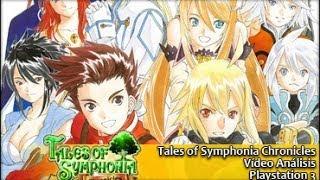 Ya se encuentra disponible Tales of Symphonia Chronicles para PS 3, la recopilación los dos títulos de la saga remasterizados con diversas mejoras que ...