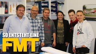 SO ENTSTEHT EINE NEUE FMT! | WIR BESUCHEN DEN VTH VERLAG