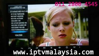 review myiptv 12 august 2016