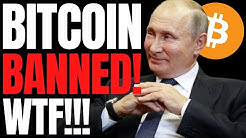 RUSSIA PROPOSES BITCOIN BAN, OFFENDERS FACE 7 YEARS IN JAIL!!! | BTC News Today