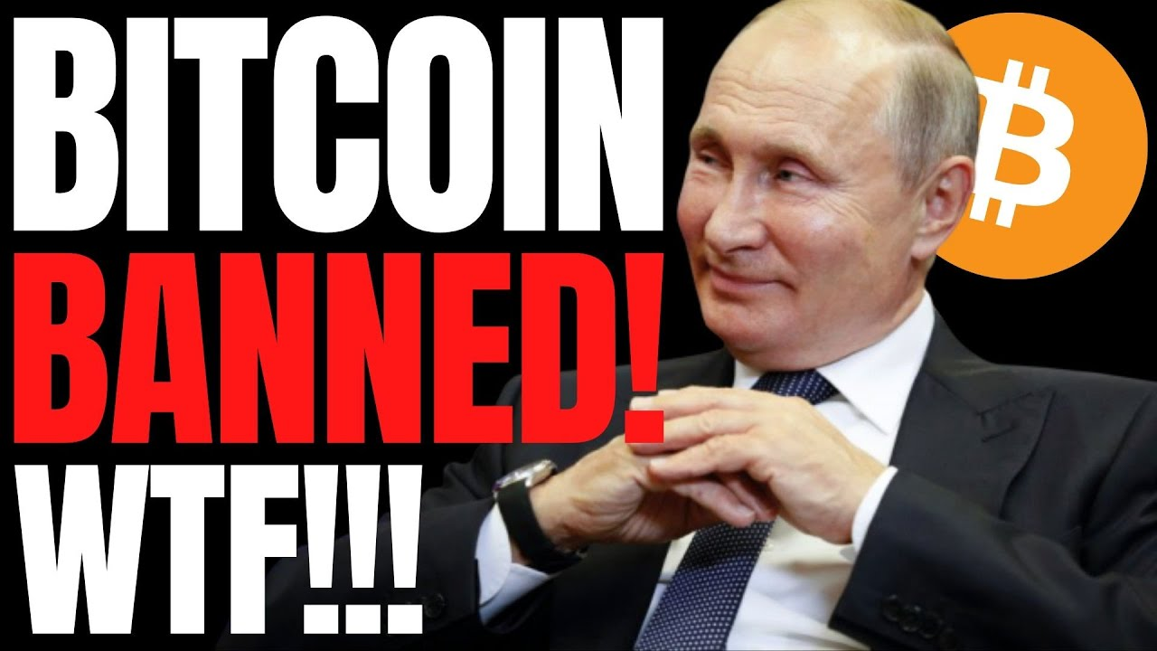 RUSSIA PROPOSES BITCOIN BAN, OFFENDERS FACE 7 YEARS IN JAIL!!! | BTC News Today 19