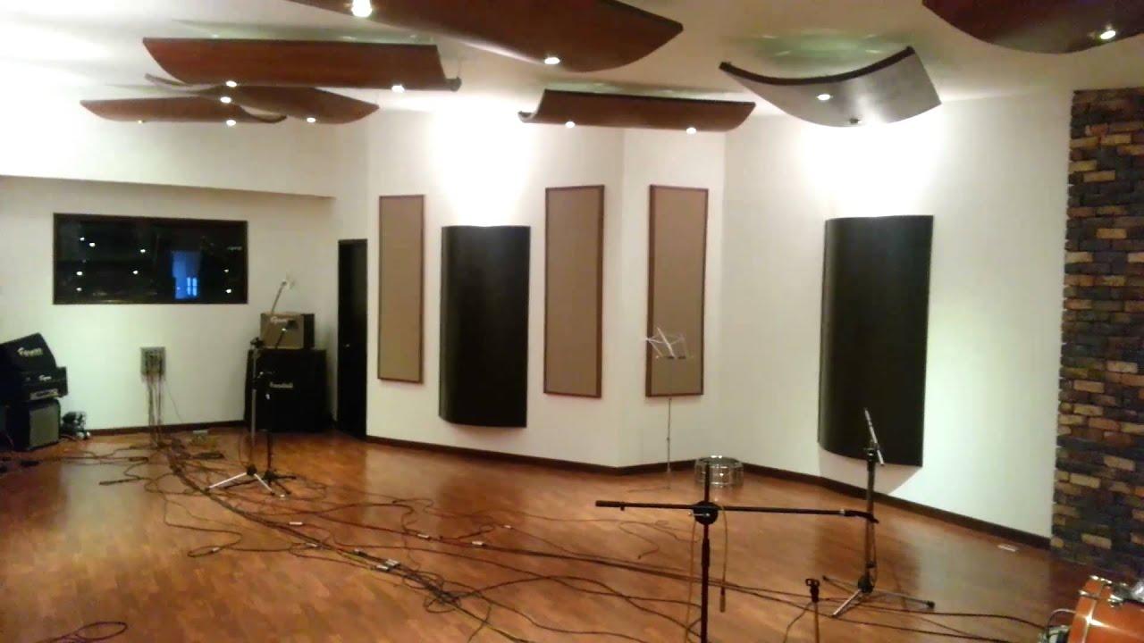 Live room estudios de grabaci n subsonica por andr s arroyo youtube - Estudios de interiorismo y decoracion ...