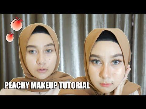 peachy-makeup-tutorial---sinta-dayanti