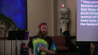 Living Well by Senior Pastor Joshua Mason 08 19 18 pm
