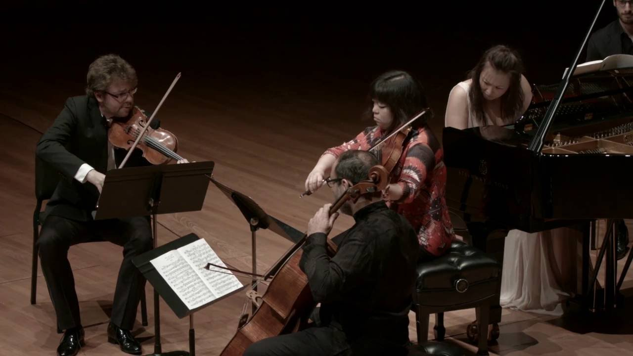 Strauss: Piano Quartet in C minor, Op. 13, I. Allegro
