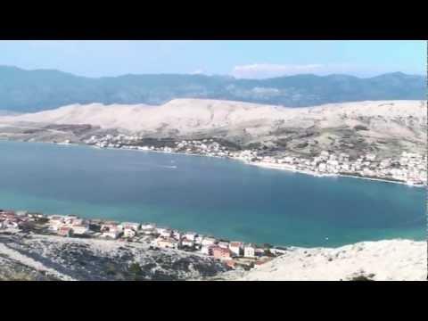 Insel Pag, Kroatien, Dalmatien | FullHD
