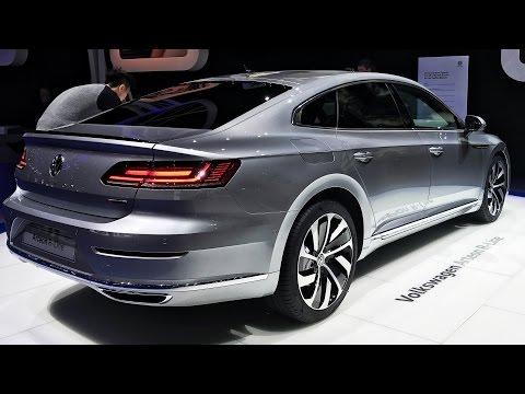 Volkswagen показал НОВЫЙ СС! Который теперь называется Arteon