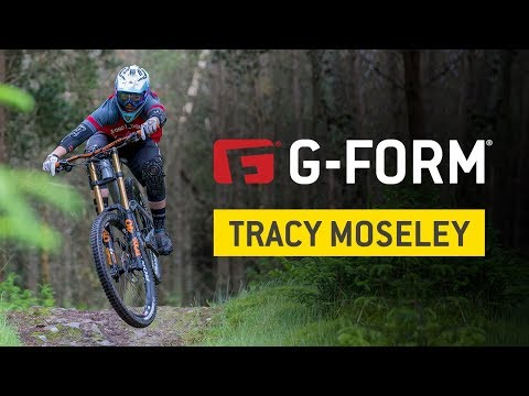 G-Form Athlete Tracy Moseley: Life On A Bike