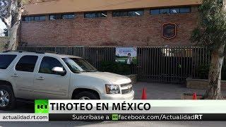 Un alumno mata a tiros a su maestra y deja seis heridos en una escuela de México