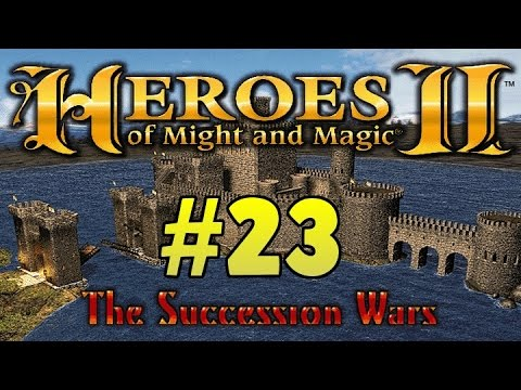 Let's play Heroes 2 [23] Force of Arms