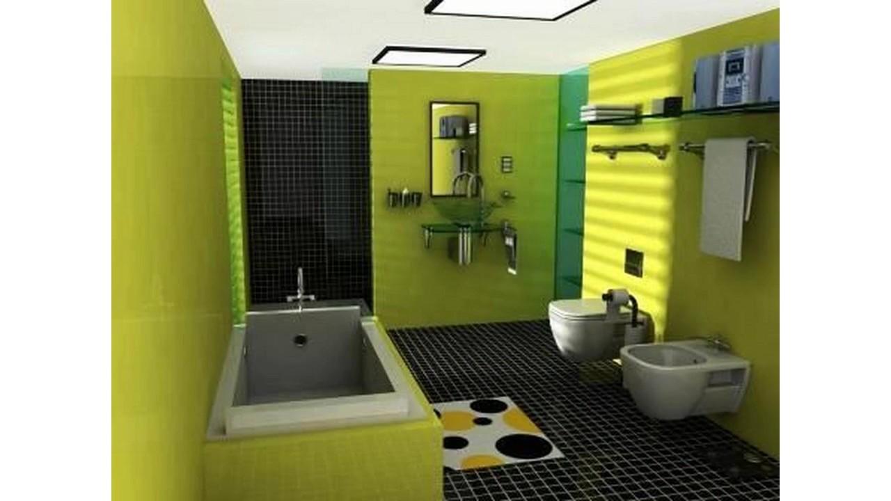 Coole Badezimmer Design Ideen