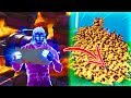 How to get UNLIMITED *LEGENDARY* Treasure Chests + BURIED TREASURE MAP in Creative..!
