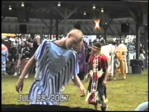 2007 Honor the Earth Pow wow (and some misc. nature video at the end- last 30 mins...)