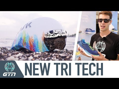 Cool & Exciting Triathlon Tech From Kona | Ironman World Championships 2017