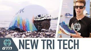 Cool & exciting triathlon tech from kona | ironman world championships 2017