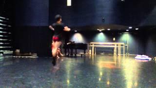 Sterling Baca Auber Grand Pas Classique variation 2014