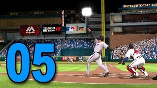 MLB 15 Road to The Show - Part 5 - GRAND SLAM! (Playstation 4 Gameplay / Walkthrough)