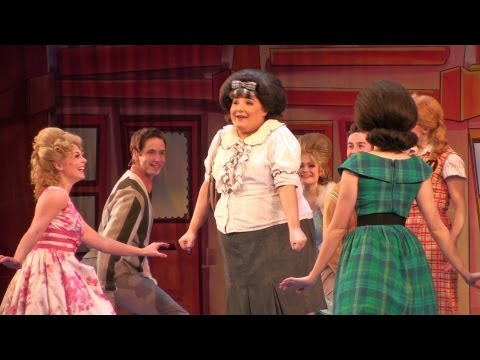 Hairspray musical at Fulton Theatre in Lancaster