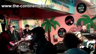 The Continentals LIVE @ The Sandbar 12/14/2014