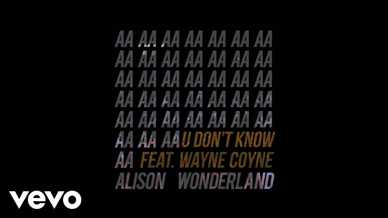 Alison Wonderland | Free Listening on SoundCloud