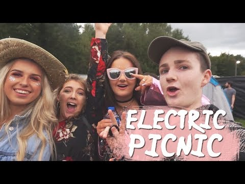 What Happened at Electric Picnic | 3 Day Camping Festival
