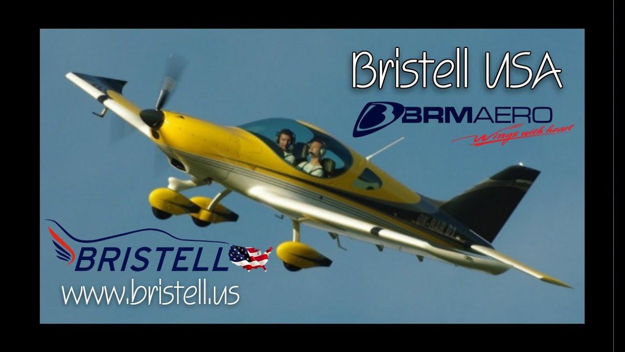 Video | BRM AERO, BRISTELL aircraft manufacturer