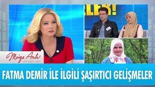 Gambar cover Fatma Demir ile ilgili şaşırtıcı gelişmeler -  Müge Anlı İle Tatlı Sert 18 Nisan 2018