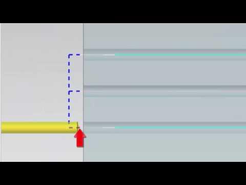 NX10.0.2 Deep Hole Drilling