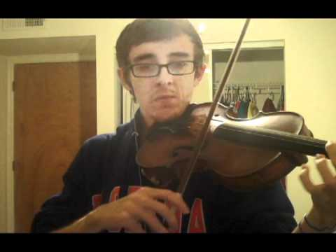Original Pokemon Theme (Full Version) on Violin