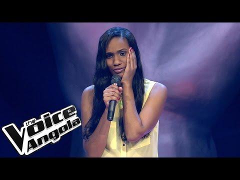 "Rhayra Silva - ""One Love"" / The Voice Angola 2015: Audição Cega"