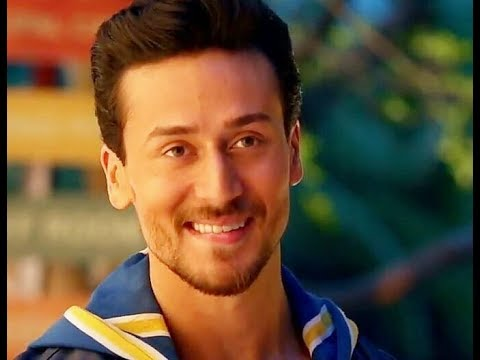 Tiger Shroff New Hair Style Baaghi 2 2018 Youtube