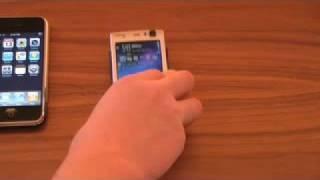 nokia n95 vs iphone