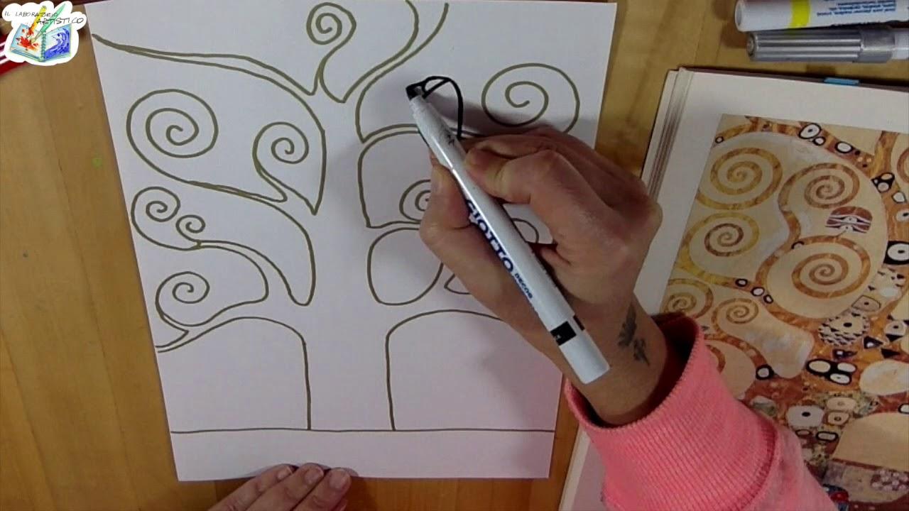 Klimt L Albero Della Vita Youtube