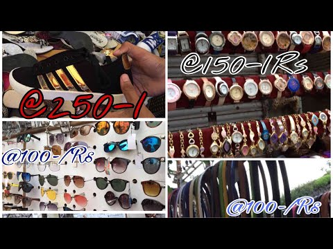 CHOR BAZAAR IN INDORE | BEST PLACE FOR BUDGET SHOPPING | INDORE | LOVEESH BAJAJ