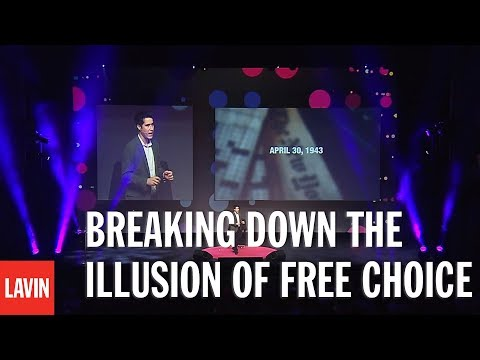 TED Speaker David Kwong: The Illusion of Free Choice
