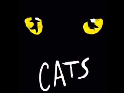 Cats Gus the theatre cat (Original Broadway cast)