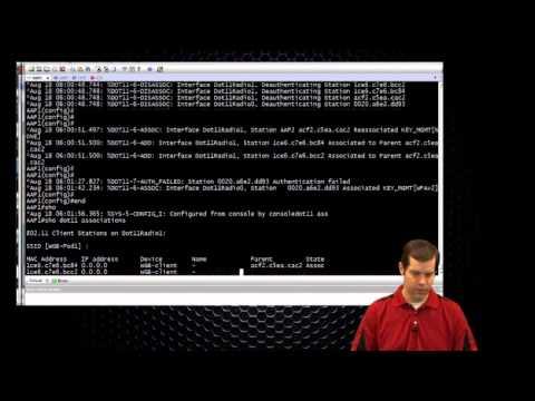 Free Wireless Training - Cisco and Aruba - YouTube