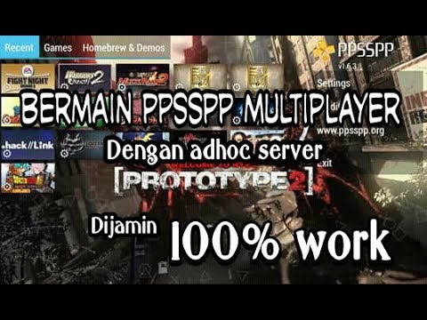 Pro ad hoc server ppsspp download