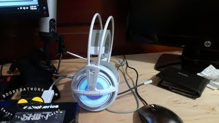 SteelSeries Siberia V2 Frost Blue Edition Review- AWESOME!!!