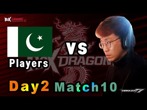 [Tekken7]KNEE Vs Uzair Abbas(Pakistan Players) Day2 Match10, 20191129