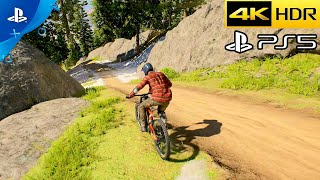 Riders Republic - PS5 Gameplay 4K HDR 60FPS (Launch Build)