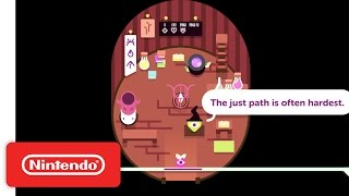 TumbleSeed – Launch Trailer - Nintendo Switch thumbnail