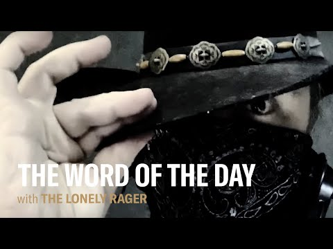 "Mike Patton the Lonely Rager ""Word of the Day"" Supercut"