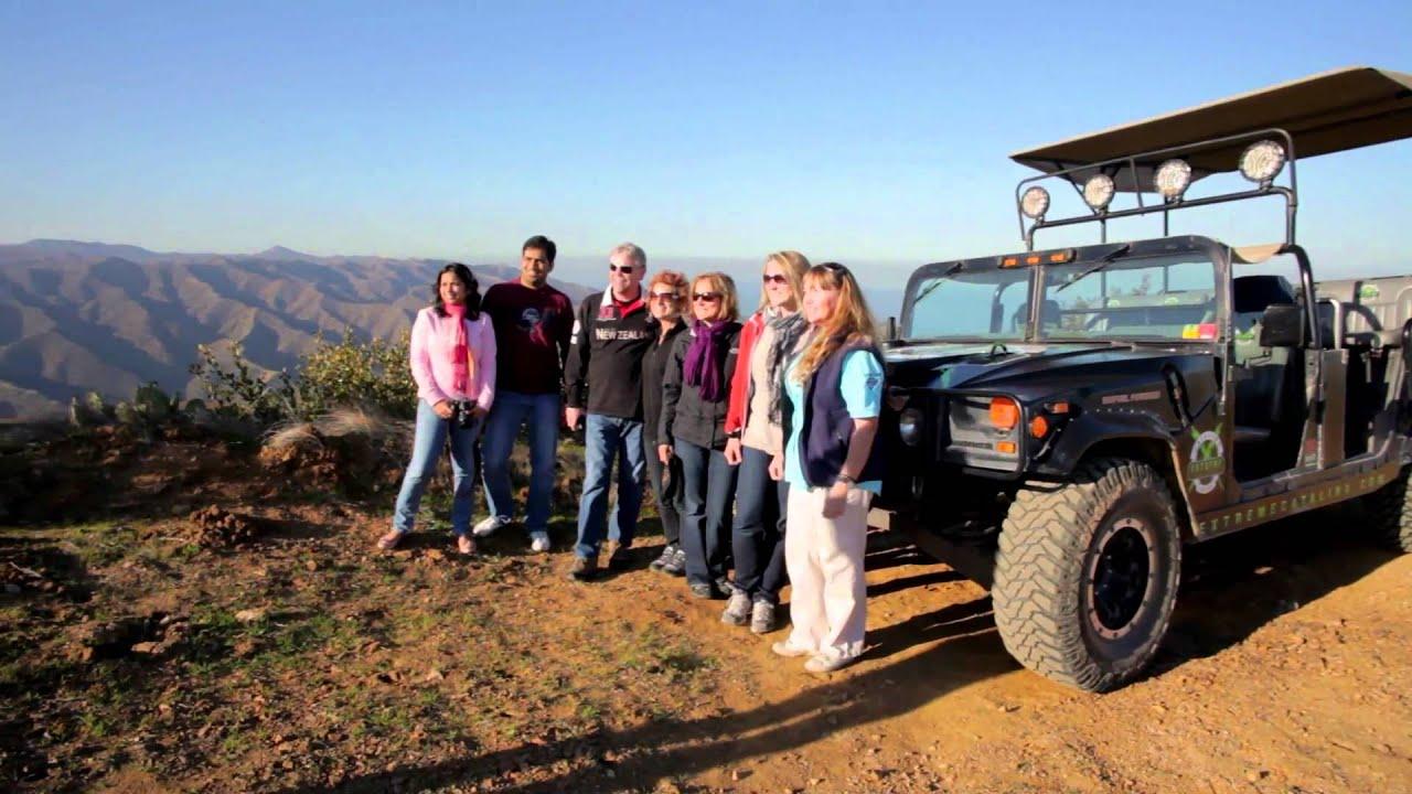 Catalina Jeep Tour