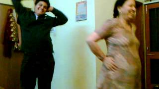 A FUNYY DANCE , mel kara de raba soni kudi de naal