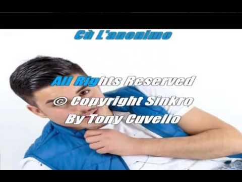 Dario porto - Cu L'anonimo  (Karaoke)
