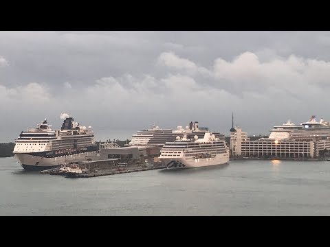 Welcome back to Port Everglades